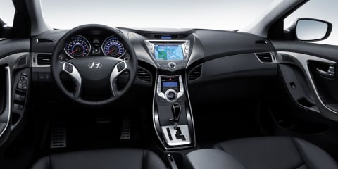 Hyundai unveils all-new 'MD' interior