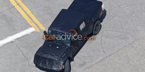 Jeep Scrambler name to be used for new Wrangler ute - report