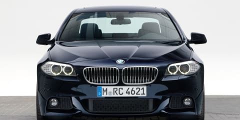 BMW 5 Series with M Sport Package revealed