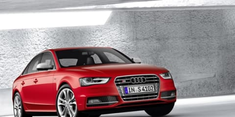 2012 Audi A4 range updated, likely for Australia mid-2012