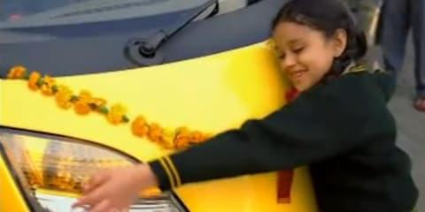 Video: Tata Nano advertisement launched to regain sales