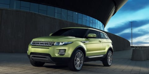 Range Rover Evoque Wins its first Award