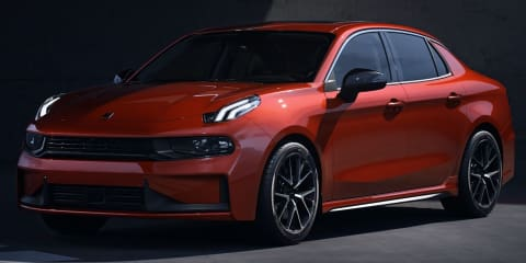 2019 Lynk & Co 03 revealed