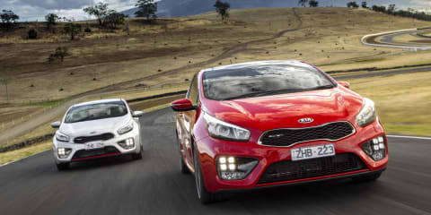 Kia targets perception shift and improved sales