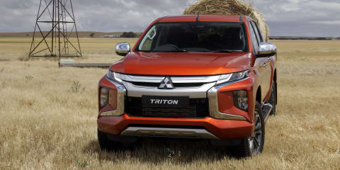 2019 Mitsubishi Triton upgrade revealed