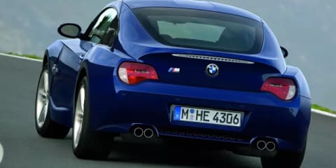 BMW Z4M: Waiting on another? Don't count on it