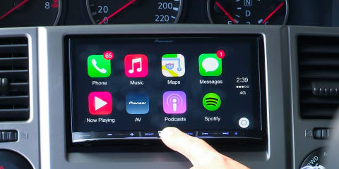 Apple CarPlay will support wireless mirroring with iOS 9