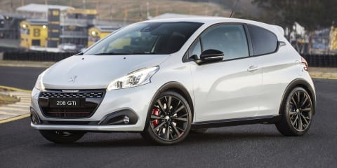 Peugeot 208 GTi Édition Définitive arrives from $33,990 drive-away