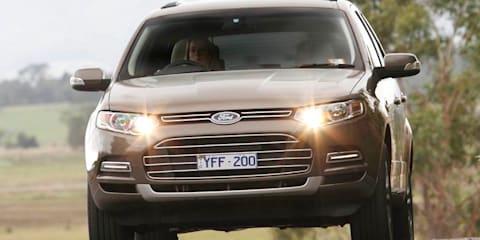 Ford Territory hits 150,000 sales milestone