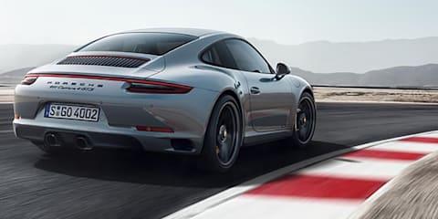 2017 Porsche 911 GTS range revealed:: on sale in Australia now - UPDATE