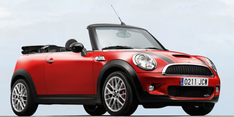 2009 MINI John Cooper Works Cabriolet
