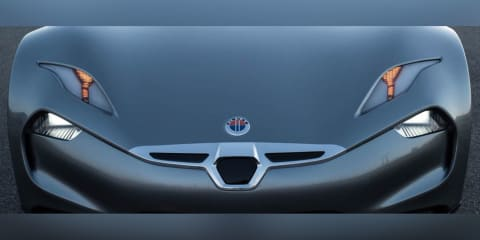 Fisker EMotion teased with new nose and details