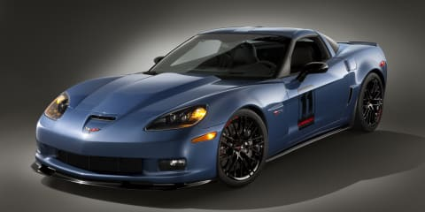 Chevrolet Corvette Track to Street video series