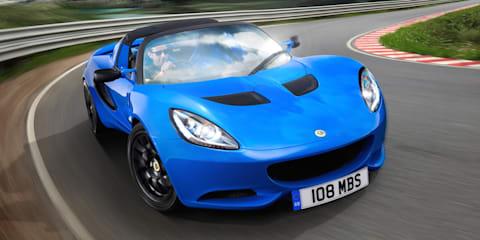 Lotus Elise S Club Racer gains comfort pack standard