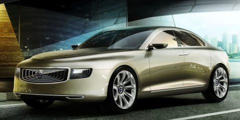Volvo refutes S100 luxury flagship suggestions