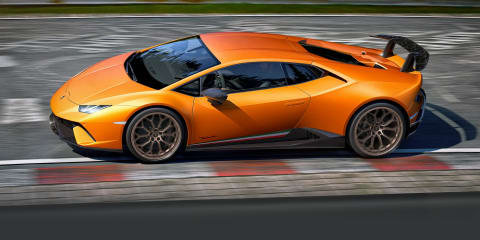 2017 Lamborghini Huracan Performante revealed, coming to Australia in winter