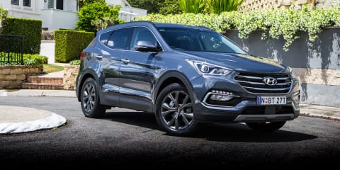 2017 Hyundai Santa Fe Active X review