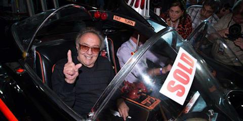 Original Batmobile sold for US$4.62 million