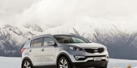 2011 KIA Sportage Launched