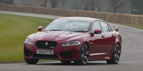 Jaguar XFR-S: $222K for Brit's quickest, most powerful sedan