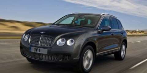 Bentley SUV to get 12 cylinder petrol engine