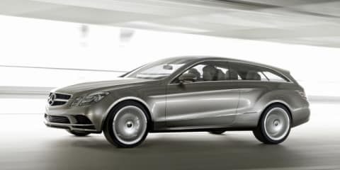 Mercedes-Benz CLS Shooting Brake set for 2012 release