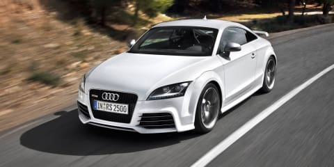 Audi TT RS, RS 5 Limited Editions, R8 Carbon Edition on sale in Australia