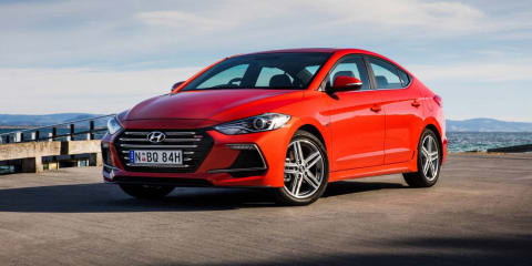 2017 Hyundai Elantra SR Turbo on sale in Australia from $28,990 - UPDATE