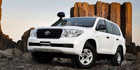 Toyota LandCruiser GX on sale in Australia: Cheaper diesel now $77,990