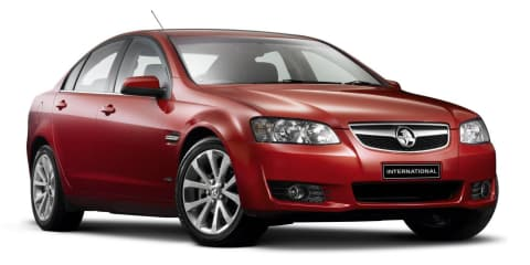Holden Commodore Series II Berlina International special edition launched