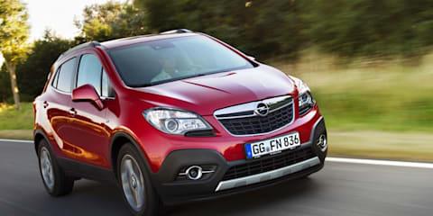 Opel Mokka confirmed for Australia