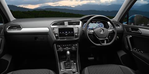 2019 Volkswagen Tiguan pricing and specs