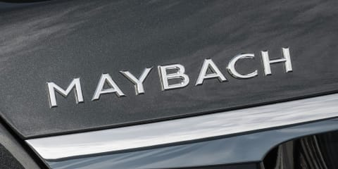 Mercedes-Maybach working on uber-luxury SUV to rival Bentley Bentayga