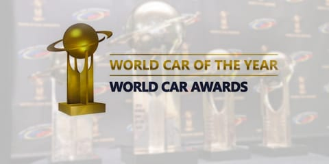 2017 World Car of the Year categories culled to three finalists