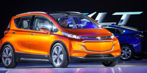 Chevrolet Bolt EV confirmed for production