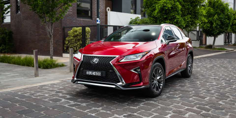 2017 Lexus RX200t F Sport review