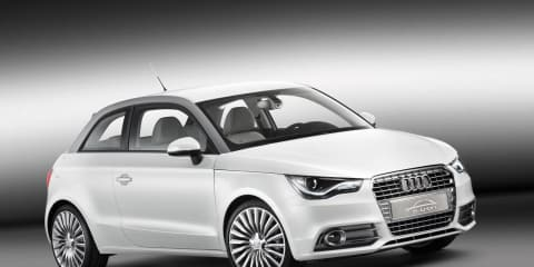 Audi A1 e-tron to hit Munich streets for trial