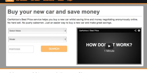 CarAdvice // Best Price: how to save thousands on your new car