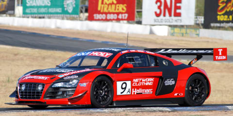 Bathurst 12 Hour ready to kick into gear