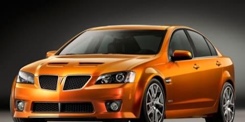 Pontiac Finally RIP - Who knew?