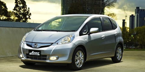 Honda Jazz Hybrid launches at $22,990