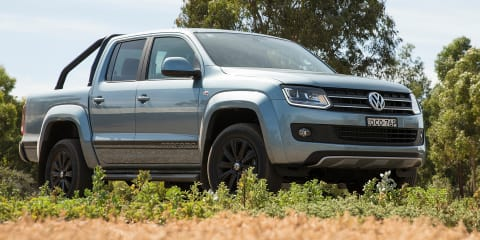 2016 Volkswagen Amarok Atacama:: special-edition ute hits Australia