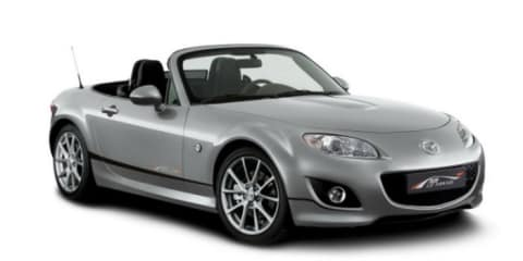 2011 Mazda MX-5 '55 Le Mans Limited Edition