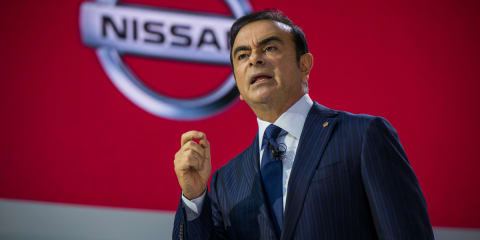 Carlos Ghosn removed as Nissan director