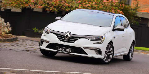 2017 Renault Megane on sale in Australia from $22,490