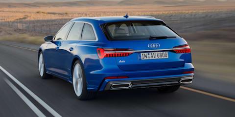 2019 Audi A6 Avant revealed