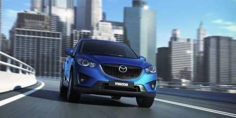 2012 Mazda CX-5 fuel economy revealed at Frankfurt Motor Show