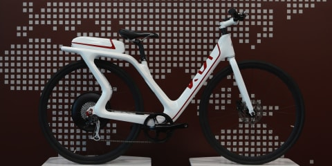 Kia KEB : Electric bicycles unveiled