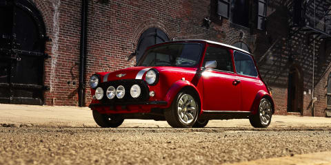 Mini Electric: Classic Cooper gets a battery boost