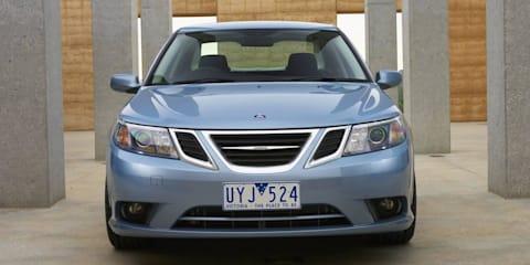 2008 Saab 9-3 Range